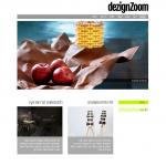 תמונת מסך של האתר dezignzoom הבלוג של סיגל נמיר