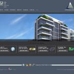 תמונת מסך של אתר קבוצת אורתם מליבו